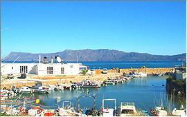 Kastelli Kissamos: By the marina